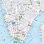 Printable New York Map Printable Travel Maps Of New York | Travel Regarding Brooklyn Street Map Printable