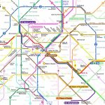 Printable Paris Metro Map | Globalsupportinitiative In Printable Paris Metro Map