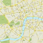 Printable Street Map Of Central London | Globalsupportinitiative Regarding Printable Street Map Of Central London