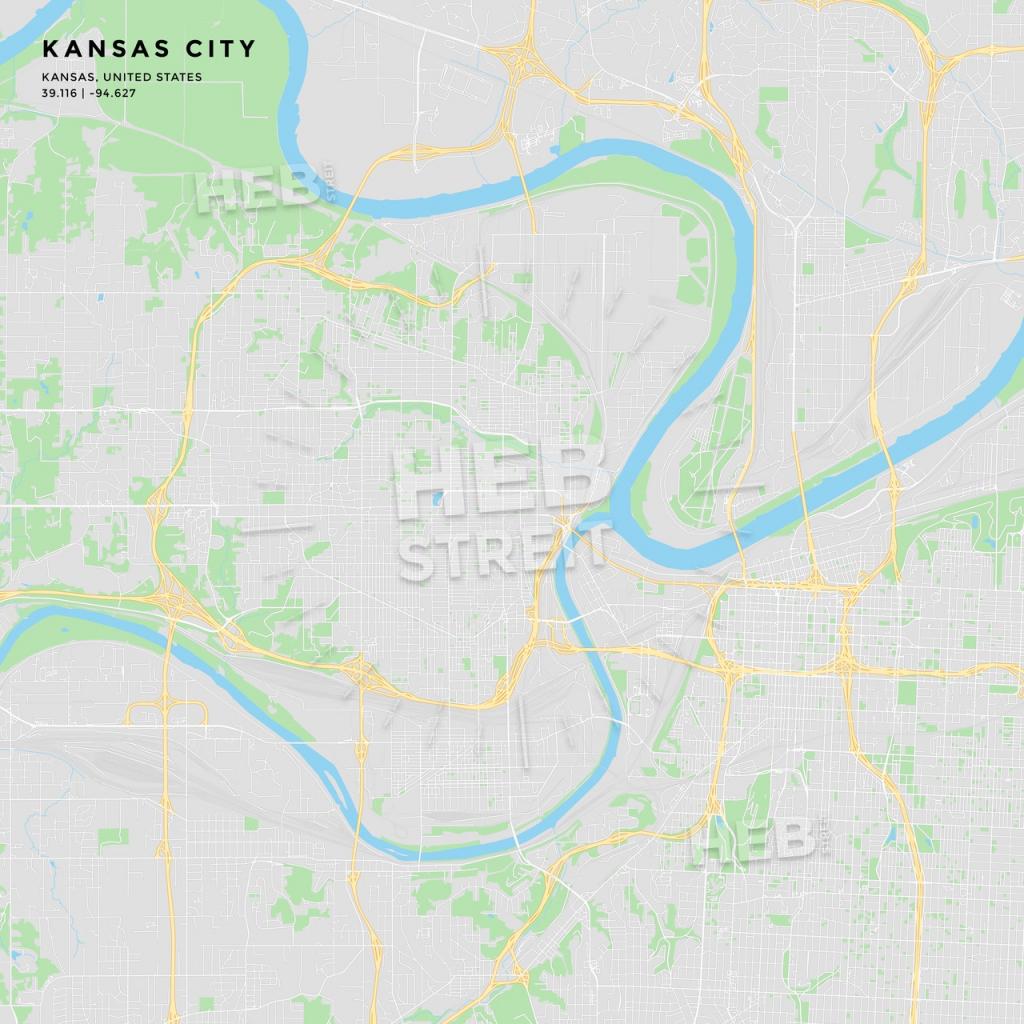 Printable Street Map Of Kansas City, Kansas   Hebstreits Sketches throughout Printable Street Map Of Wichita Ks