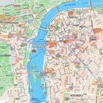 Printable Street Maps | Printable Maps Regarding Printable Street Maps