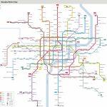 Printable Subway Map | Printable Maps Pertaining To Toronto Subway Map Printable