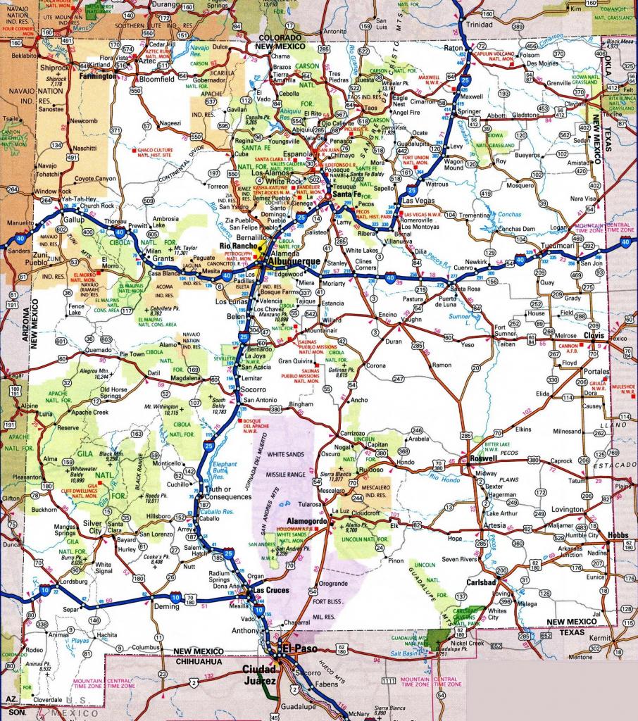 Printable Texas Road Map - Maplewebandpc in Printable Texas Road Map