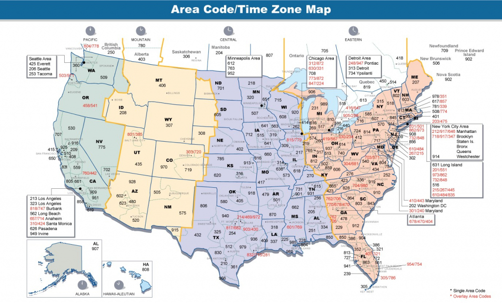 Printable Time Zone Map Chart Kirmi Com in Usa Time Zone Map Printable