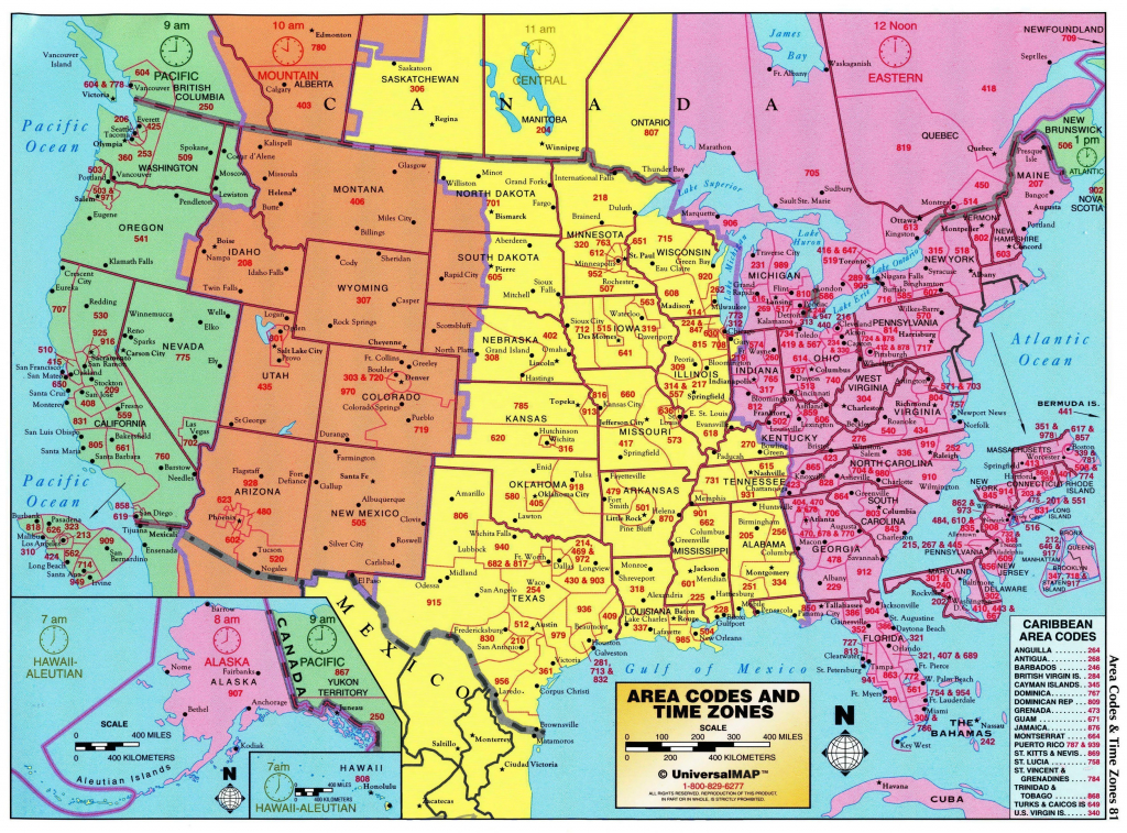 Printable Time Zone Map Us And Canada New United States Timezone Map in Printable Time Zone Map With States