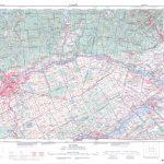 Printable Topographic Map Of Ottawa 031G, On For Printable Usgs Maps