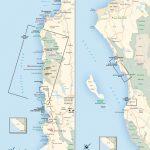 Printable Travel Maps Of Coastal California Moon Com Inside Map For Printable Moon Map
