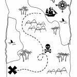 Printable Treasure Map Kids Activity | Printables | Pirates, Pirate In Printable Kids Pirate Treasure Map