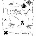 Printable Treasure Map Kids Activity | Printables | Pirates, Pirate With Printable Pirate Maps To Print