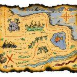 Printable Treasure Maps For Kids | Kidding Around | Treasure Maps Pertaining To Pirate Treasure Map Printable