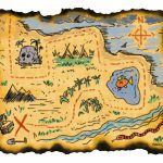 Printable Treasure Maps For Kids – Tim's Printables With Regard To Free Printable Pirate Maps