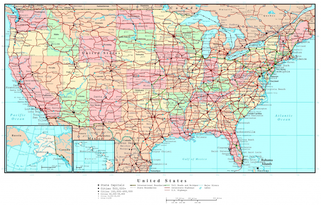 Printable Us Driving Map Valid United States Driving Map New intended for Printable Us Road Map
