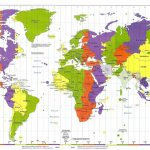 Printable Us Map Of Time Zones Fresh World Time Zone Worksheet With For Maps With Time Zones Printable