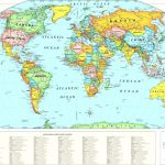 Printable Us Map With Longitude And Latitude Lines Valid World Map Pertaining To World Map With Latitude And Longitude Lines Printable