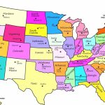 Printable Us Map With Time Zones And State Names Valid Usa Map Full Pertaining To Printable Us Timezone Map With State Names
