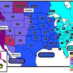 Printable Us Time Zone Map | Time Zones Map Usa Printable | Time Pertaining To Printable Usa Map With States And Timezones