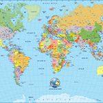 Printable World Map 2018   16.mackenzieinteriors.co •   Free Pertaining To Printable Word Map