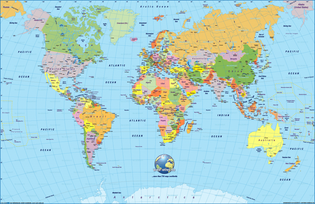 Printable World Maps Reference Free Printable Maps The World Best pertaining to Best Printable Maps