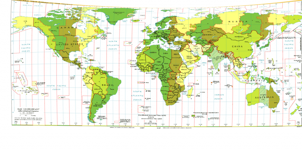 Printable World Maps With Latitude And Longitude And Travel with World Map With Latitude And Longitude Lines Printable