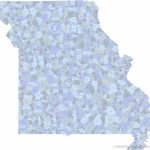 Printable Zip Code Maps   Free Download Pertaining To Free Printable Zip Code Maps