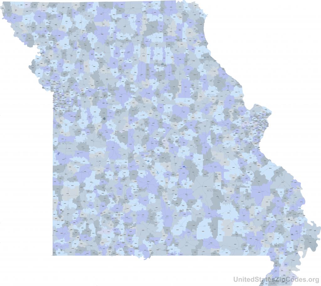 Printable Zip Code Maps - Free Download within Atlanta Zip Code Map Printable