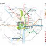 Project: Washington Dc Metro Diagram Redesign – Cameron Booth For Printable Dc Metro Map