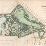 Prospect Park Map For Prospect Park Map Printable