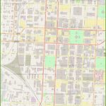Raleigh Downtown Map For Printable Map Of Downtown Raleigh Nc