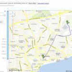 Reference Of Map With States. Mapquest Driving Directions Google With Regard To Google Printable Maps