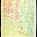 Richmond Map Of Richmond Virginia Art Print Wall Decor Large Inside Printable Map Of Richmond Va