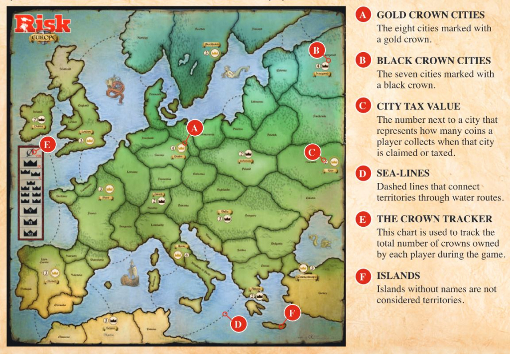 Risk Board Game Map (97+ Images In Collection) Page 2 inside Risk Board Game Printable Map