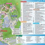 Rmh Travel Comparing Disneyland To Walt Disney World.magic Inside Printable Disney World Maps