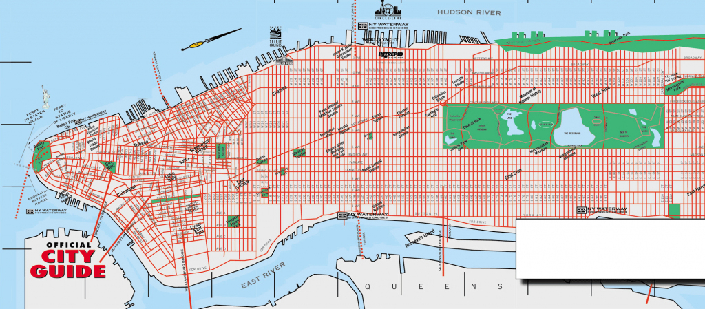 Road Map Of Manhattan. Manhattan Road Map   Vidiani   Maps Of intended for Manhattan Road Map Printable