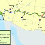 Roadtrip Route Nm Az Ca Beadfcefedb Printable Map Of Map Of Route 66 Inside Printable Route Maps