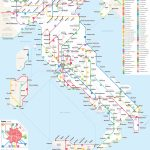 Roman Roads Of Italy – Sasha Trubetskoy In Printable Map Of Ancient Rome