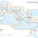 Roman Roads – Sasha Trubetskoy Within Printable Map Of Ancient Rome