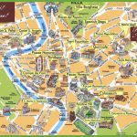 Rome Maps | Italy | Maps Of Rome (Roma) Within Printable Map Of Rome Attractions