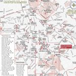 Rome Maps   Top Tourist Attractions   Free, Printable City Street Map Throughout Printable Walking Map Of Rome