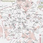 Rome Maps   Top Tourist Attractions   Free, Printable City Street Map With Regard To Printable Map Of Rome City Centre