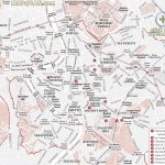 Rome Maps   Top Tourist Attractions   Free, Printable City Street Map Within Printable Map Of Rome City Centre