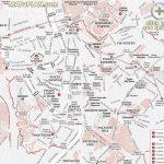 Rome Maps   Top Tourist Attractions   Free, Printable City Street Regarding Rome City Map Printable