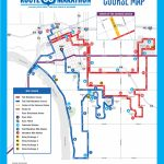 Route 66 Marathon   Course Maps In Printable Route Maps