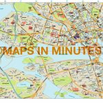 Royalty Free Stockholm Illustrator Vector Format City Map With Regard To Printable Map Of Stockholm