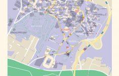 Notre Dame Campus Map Printable