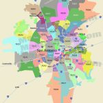 San Antonio Zip Code Map | Mortgage Resources Within San Antonio Zip Code Map Printable