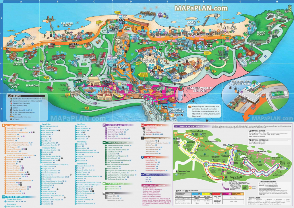 San Diego Attractions Map Printable | Printable Maps with regard to San Diego Attractions Map Printable