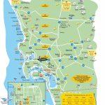 San Diego Attractions Map Printable | Printable Maps Within San Diego Attractions Map Printable