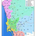 San Diego County Zip Code Map   San Diego County Map With Zip Codes Regarding San Diego County Zip Code Map Printable