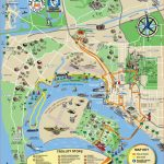 San Diego Tourist Attractions Map Regarding San Diego Attractions Map Printable