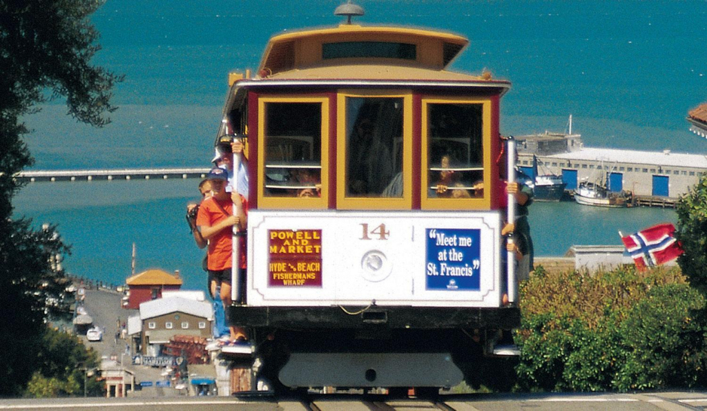 San Francisco Cable Car Map - Topdjs in Printable Map San Francisco Cable Car Routes